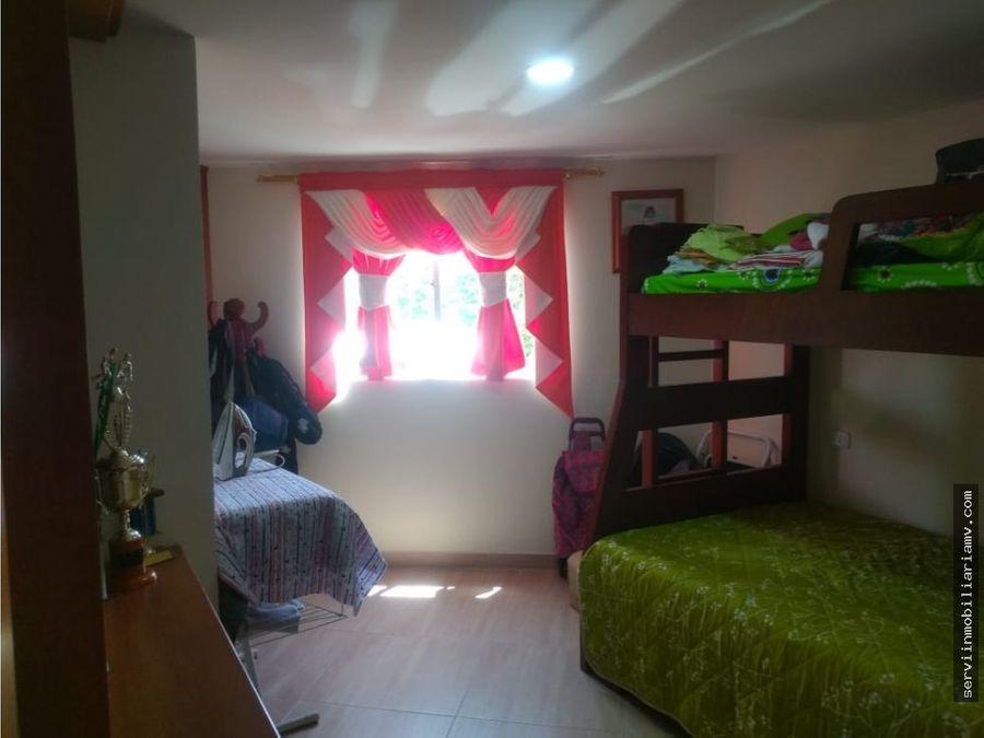 vendo apartamento parqueadero util rionegro 250