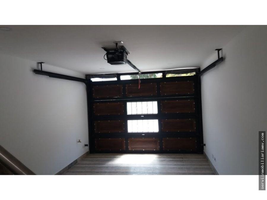 vendo casa rionegro 190mt2 garaje 460