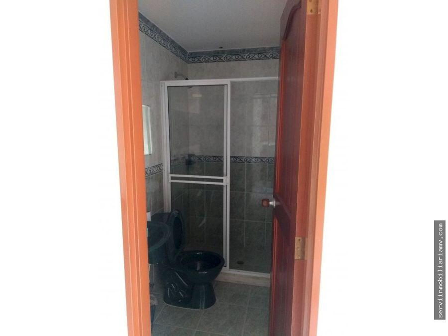vendo casa unidad cerrada rionegro ant 460