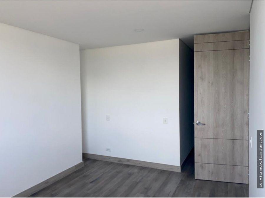 vendo apartamento con parqueadero util rionegro 66m2 275