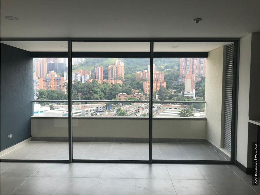 apartamento en arriendo medellin ciudad del rio