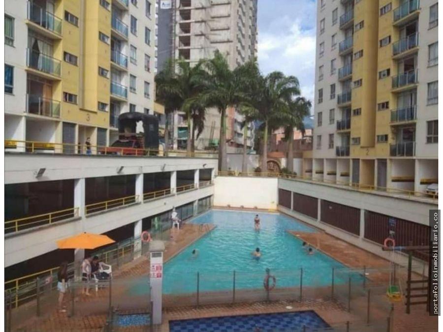 vendo apartamento cr el lago condominio club floridablanca