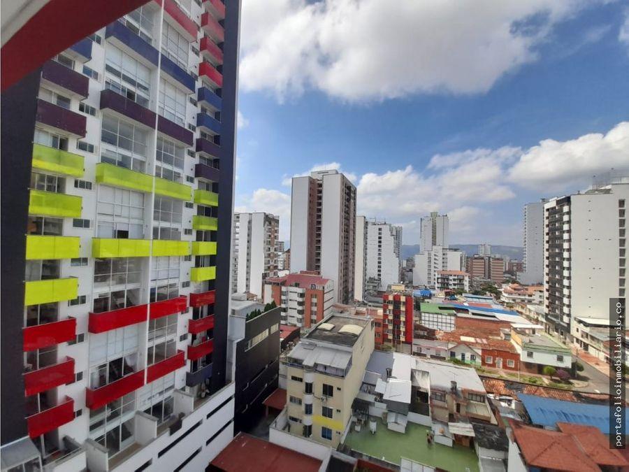 vendo excelente apartamento edificio rombeya bucaramanga