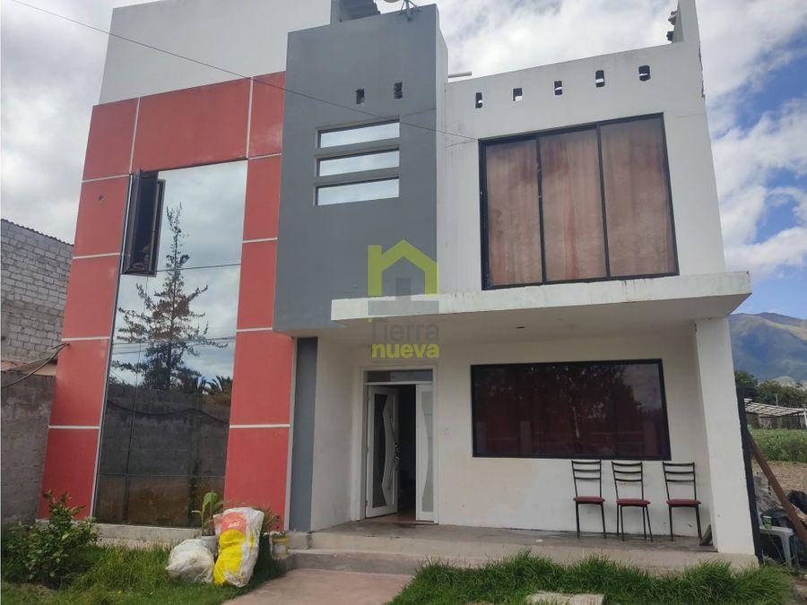 casa en venta en natabuela