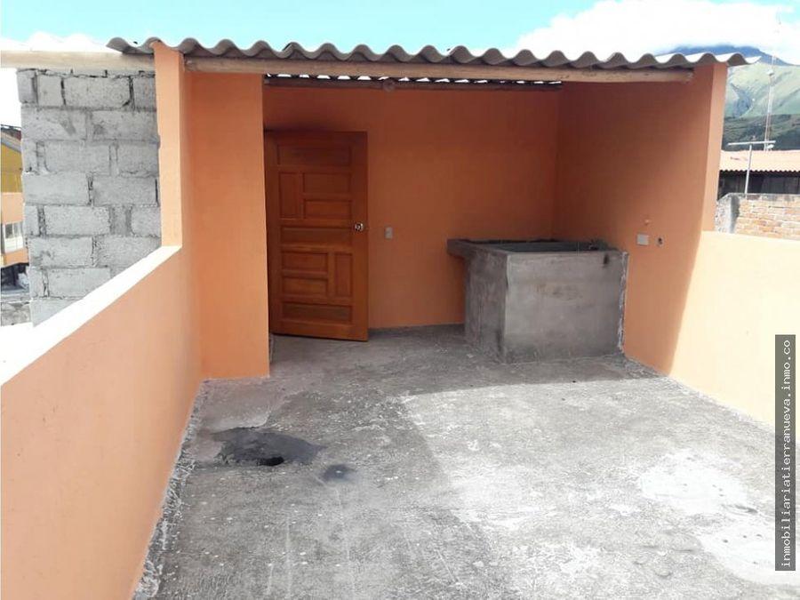 casa en venta centro de otavalo calle sucre
