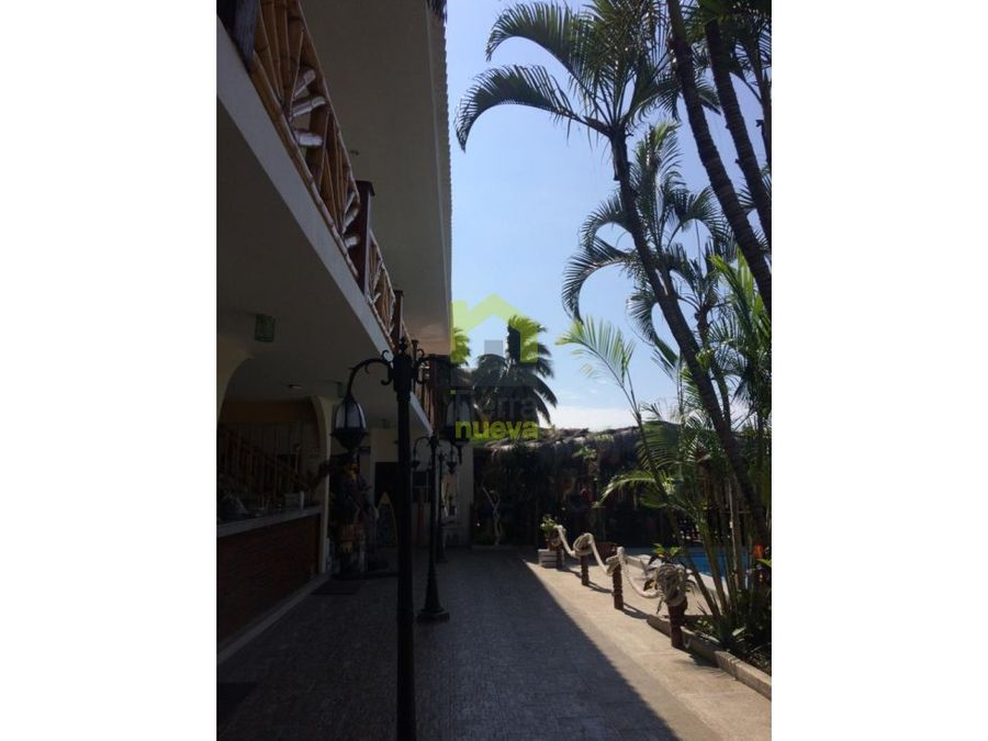 hosteria en venta en salinas ecuador