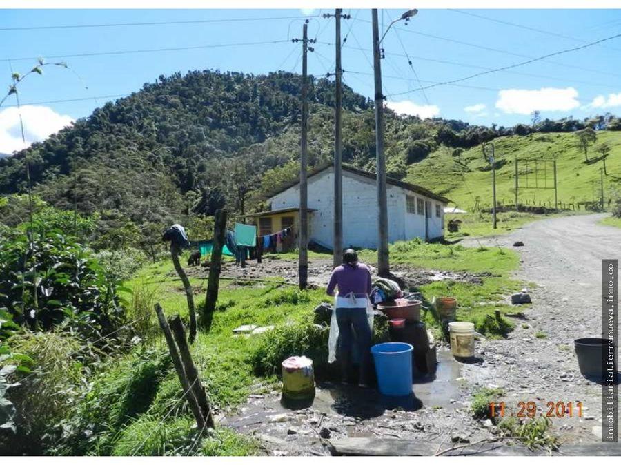 hacienda ganadera de 225 hectareas en imbabura