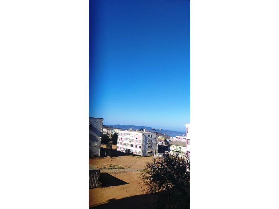 departamento en valparaiso playa ancha