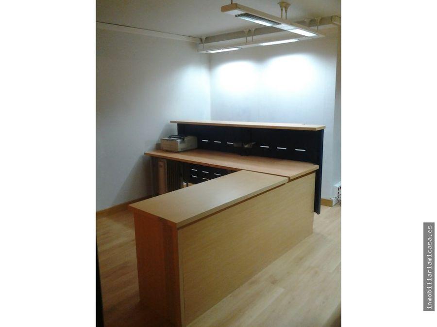 oficina centrica en venta