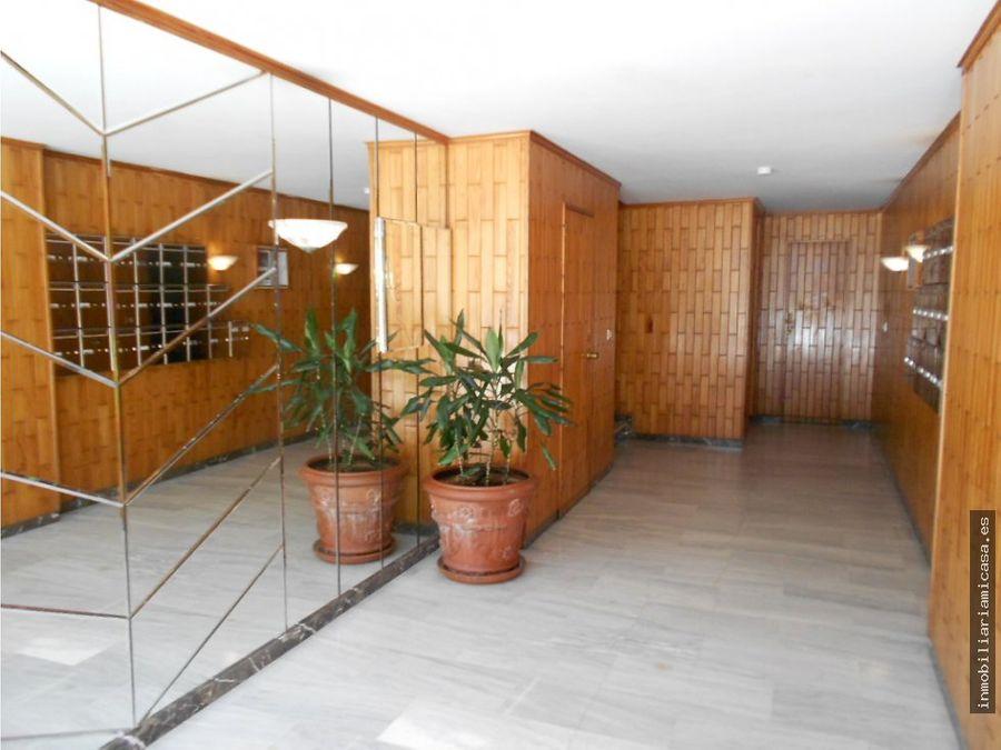 piso muy luminoso con garaje y trastero