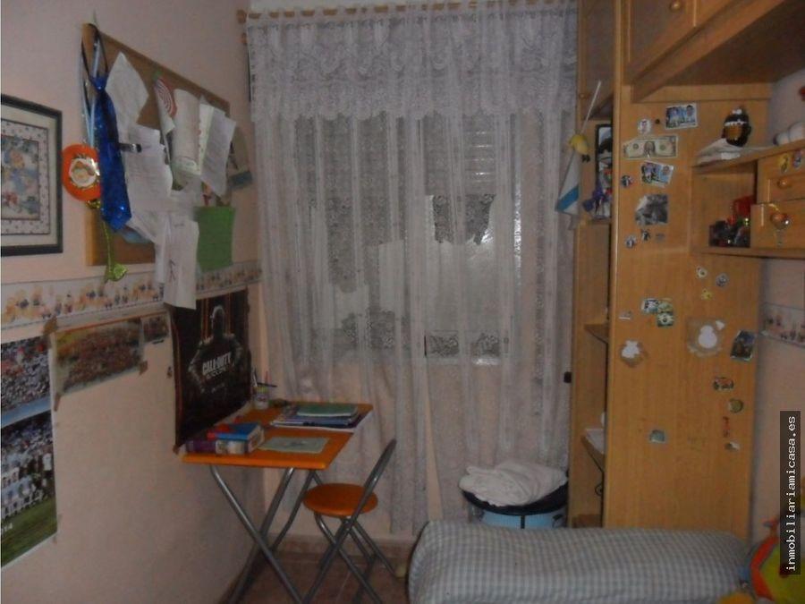 piso reformado con garaje y trastero