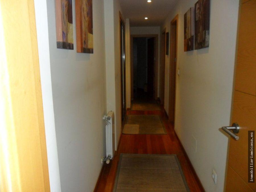 apartamento de 2 dormitorios en poio