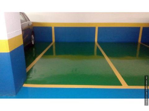 plaza de garaje en venta