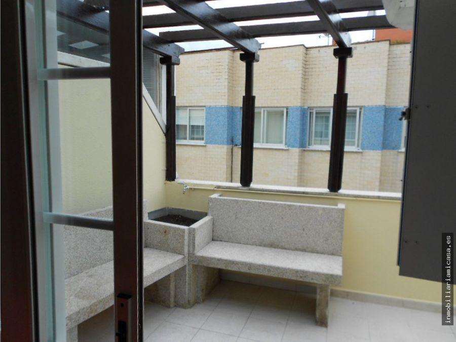 atico con terraza y amueblado