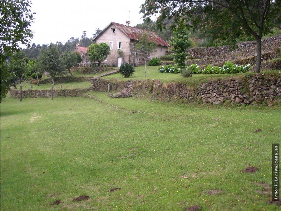 casa de piedra rehabilitada