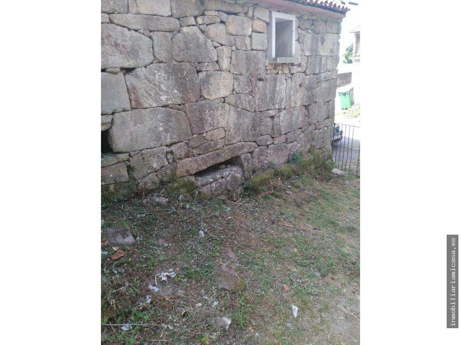 casa en ponte caldelas parcialmente restaurada