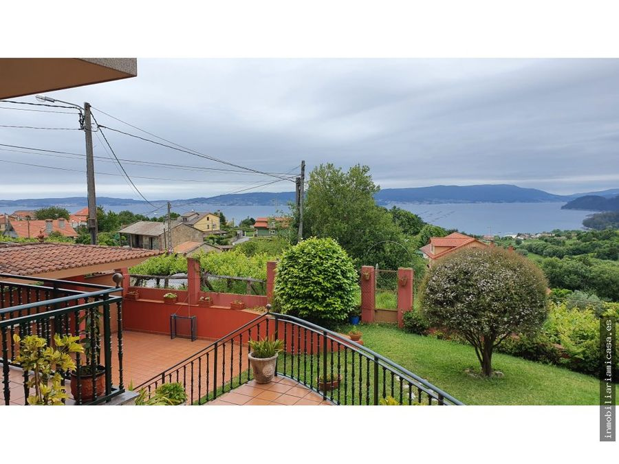 casa en venta con vistas al mar