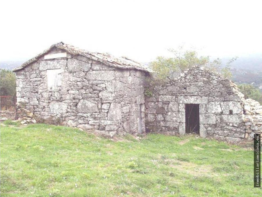 casa para restaurar en cotobade