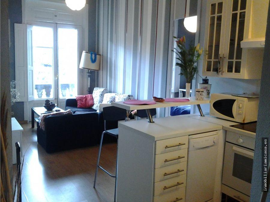 apartamento centrico en alquiler