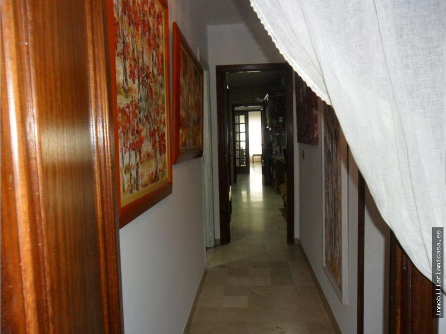 piso muy amplio y exterior