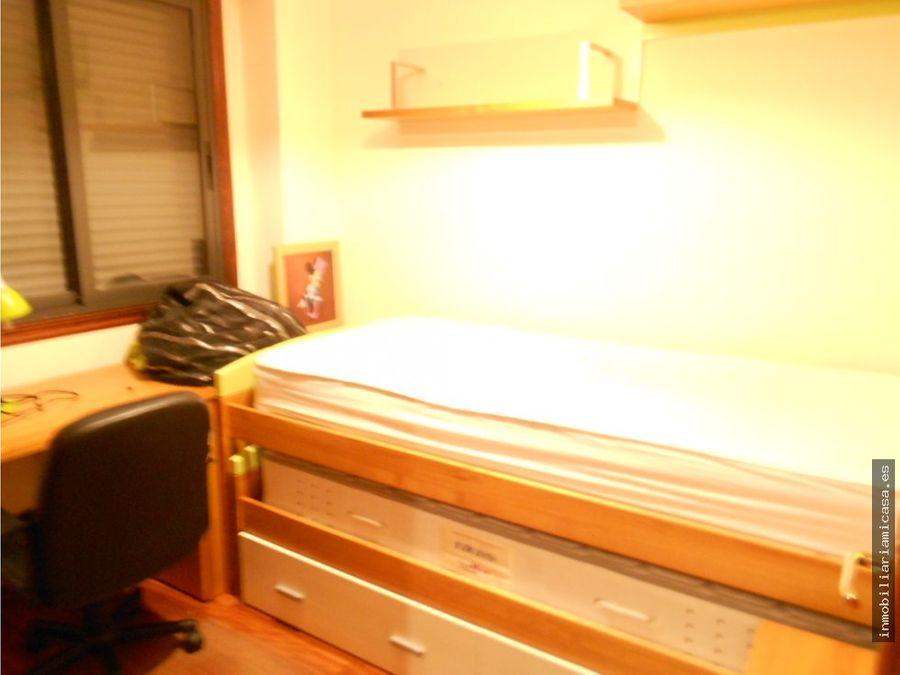 apartamento amueblado en alquiler