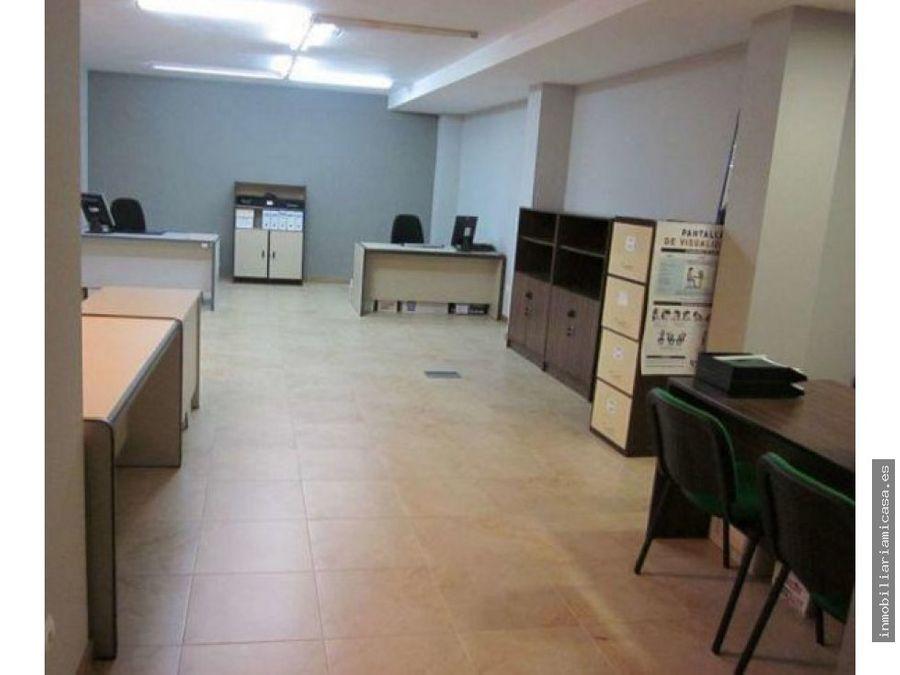moderna oficina en alquiler o venta