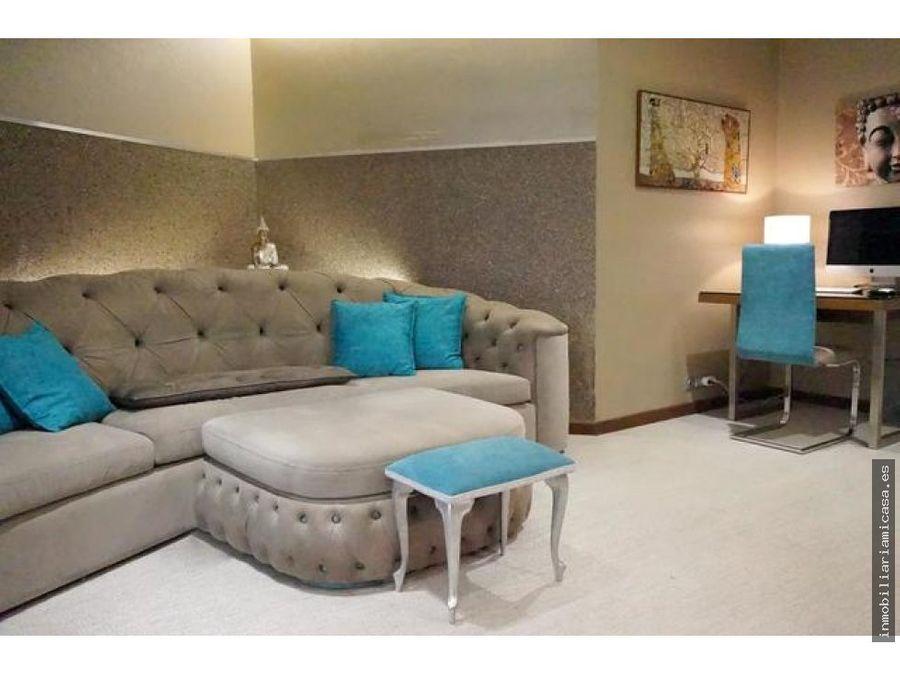 apartamento muy equipado en alquiler
