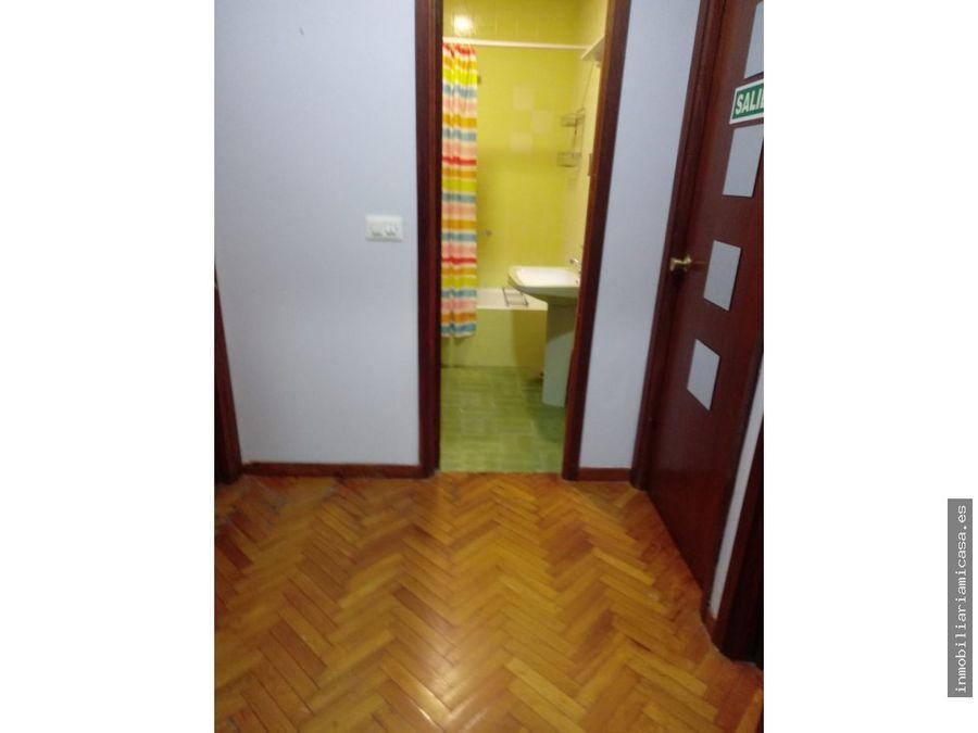 piso en alquiler centrico de 3 dormitorios