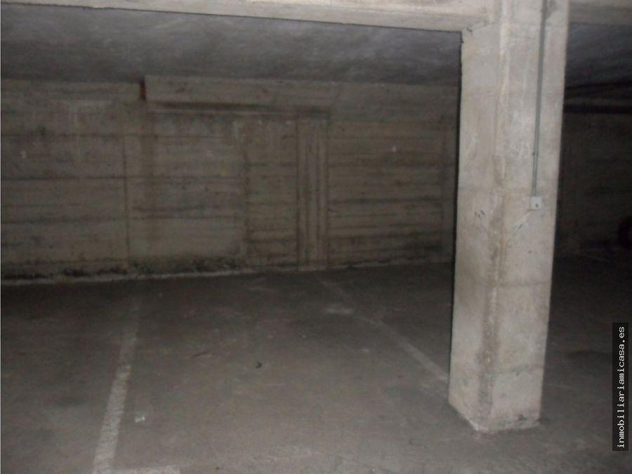 plazas de garaje economicas en marin