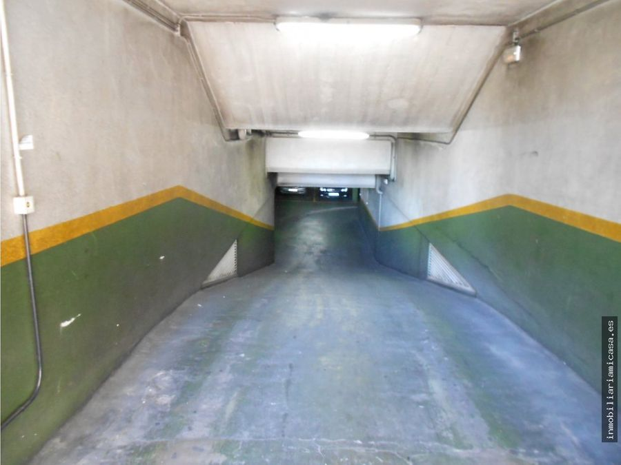 plazas de garaje centricas