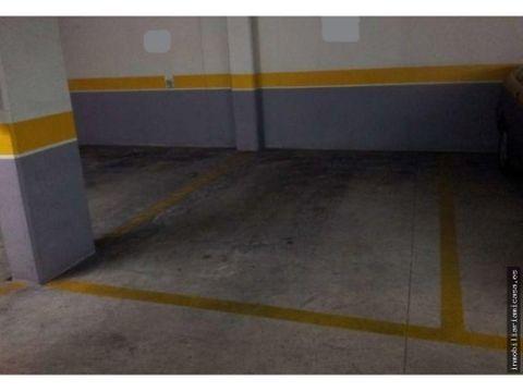 plaza de garaje en la zona de gorgullon