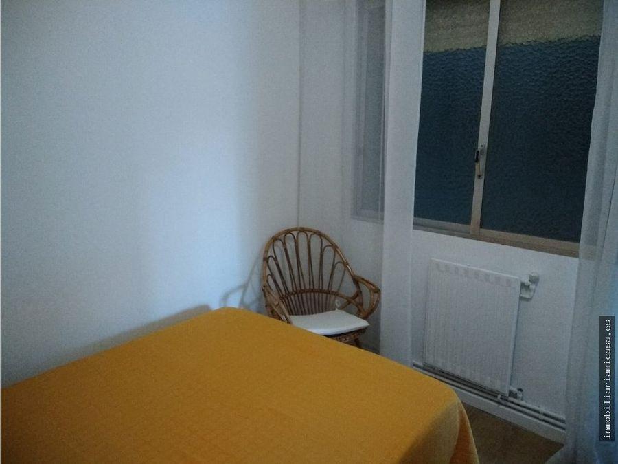 apartamento de 2 dormitorios amueblado