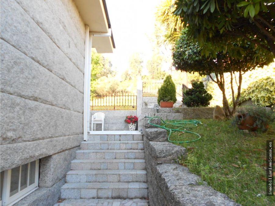 casa de piedra en pontevedra
