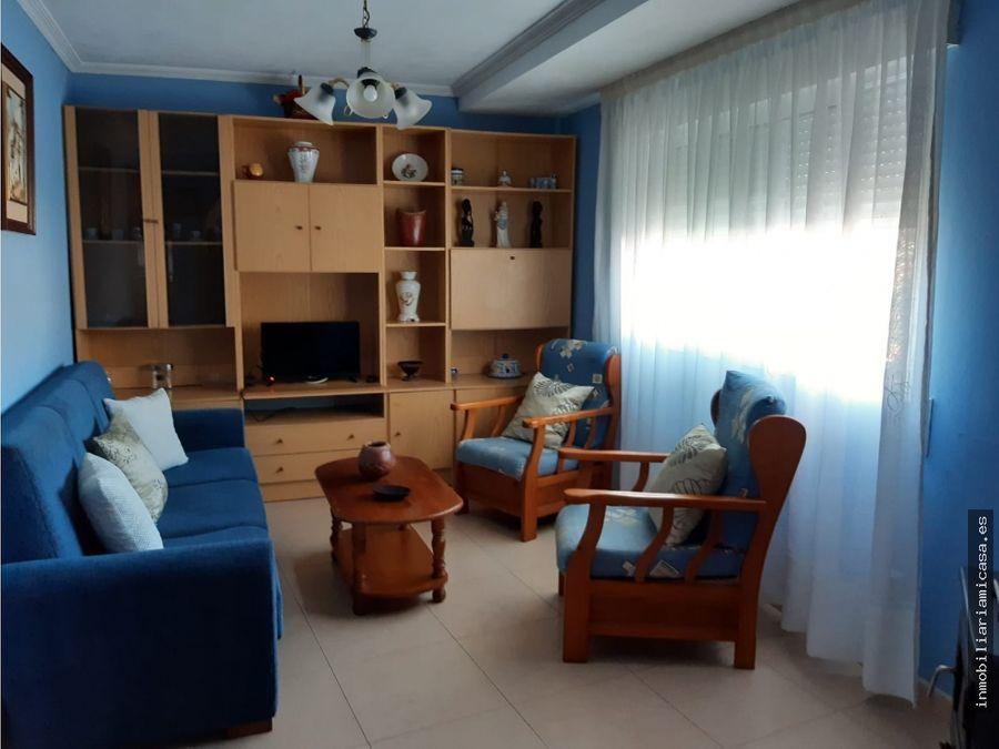 piso de 3 dormitorios en alquiler
