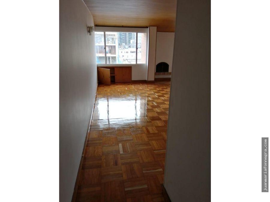 apartamento venta santa barbara para remodelar