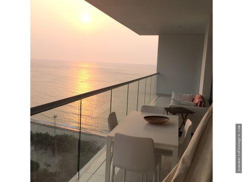 arriendo apartamento playa salguero ocean ambar