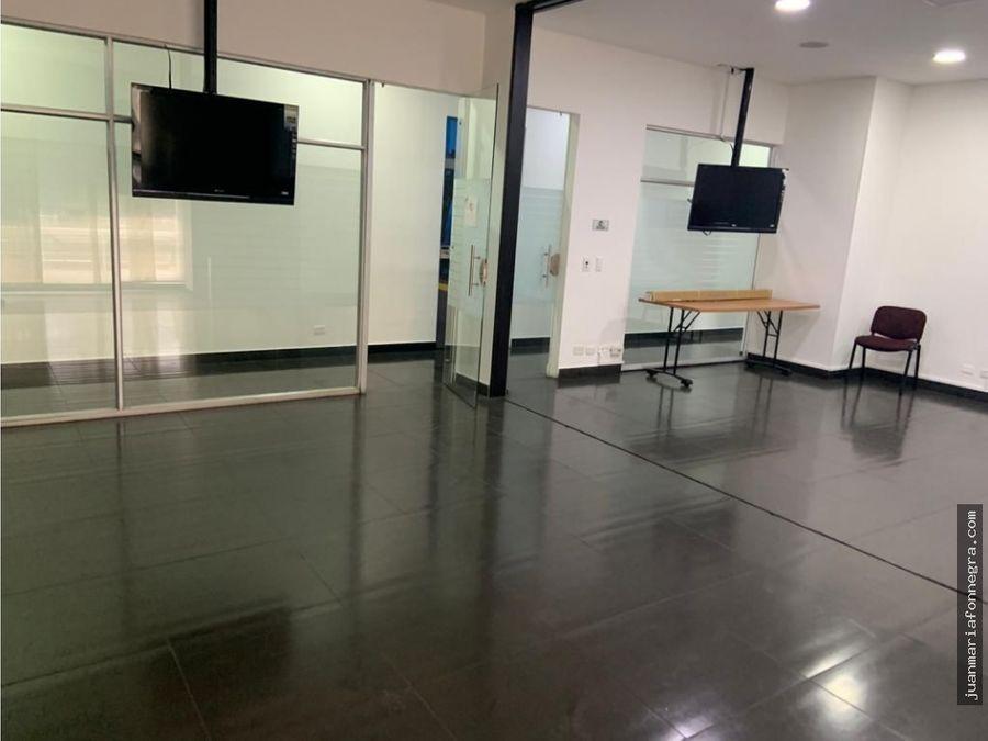 arriendo piso para oficina san patricio