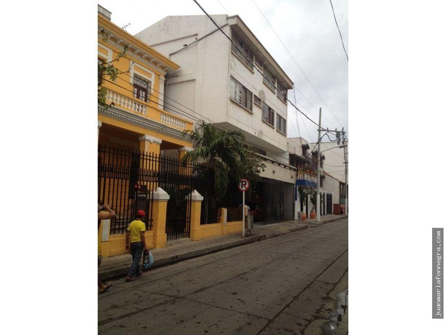 venta edificio centro historico