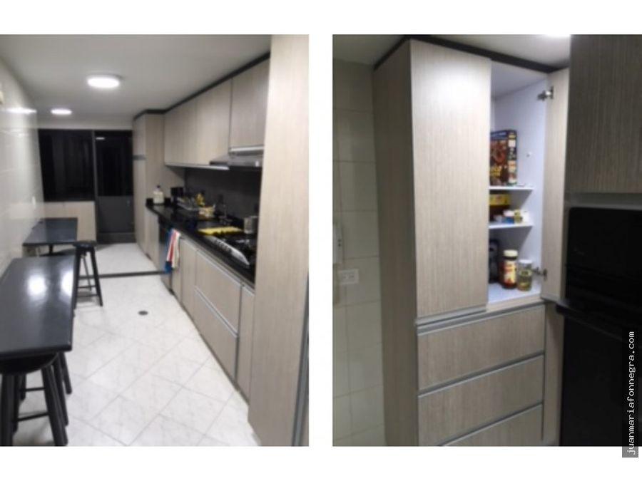 venta apartamento el retiro edif saturno