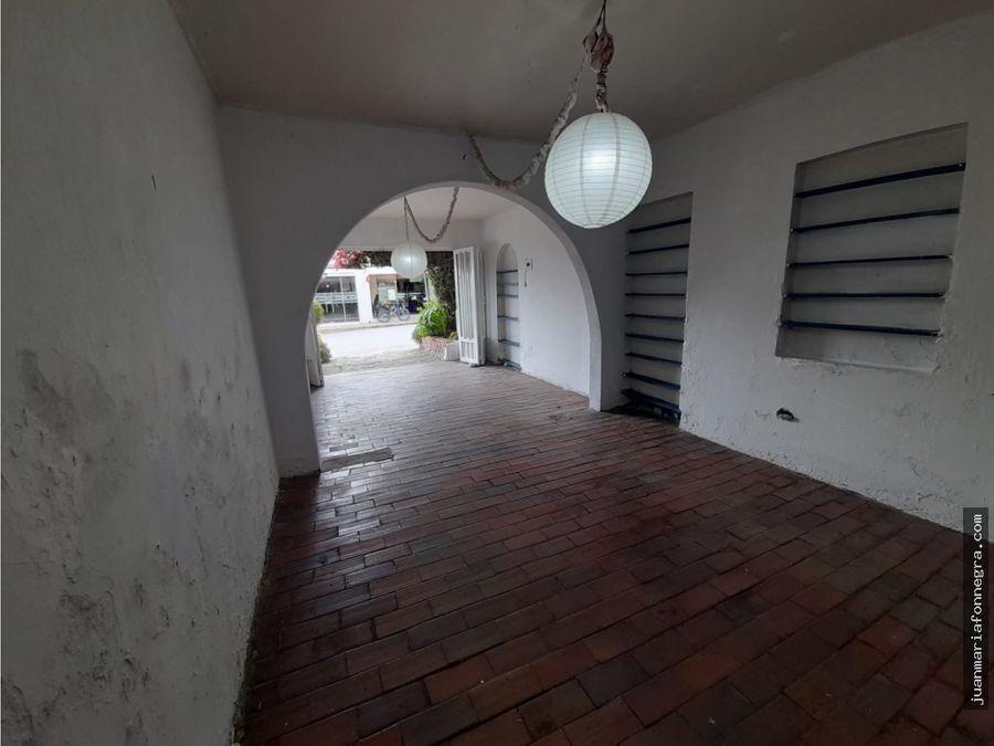 venta casa paipa centro