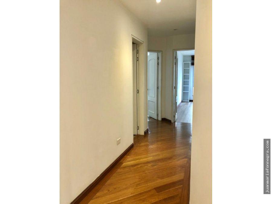 venta apartamento la cabrera