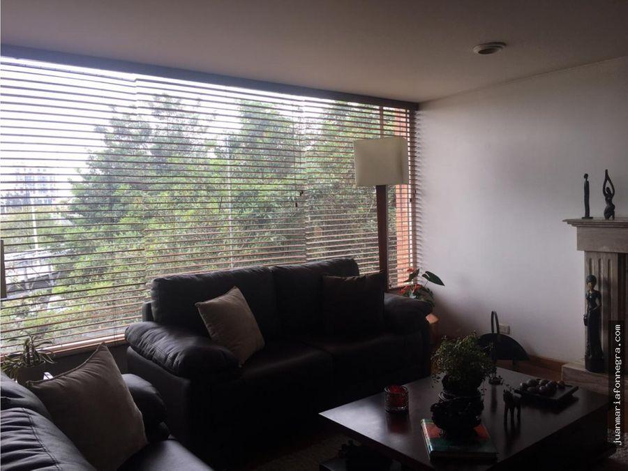 venta apartamento chico virrey