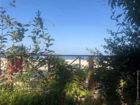 venta apartamento frente al mar bello horizonte