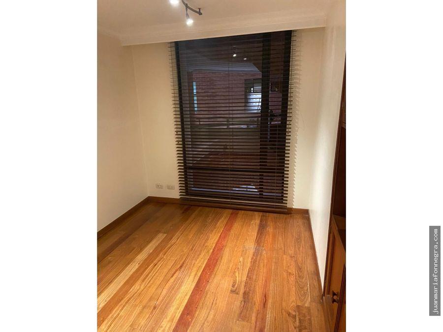 venta apartamento alameda calle 134 el bosque