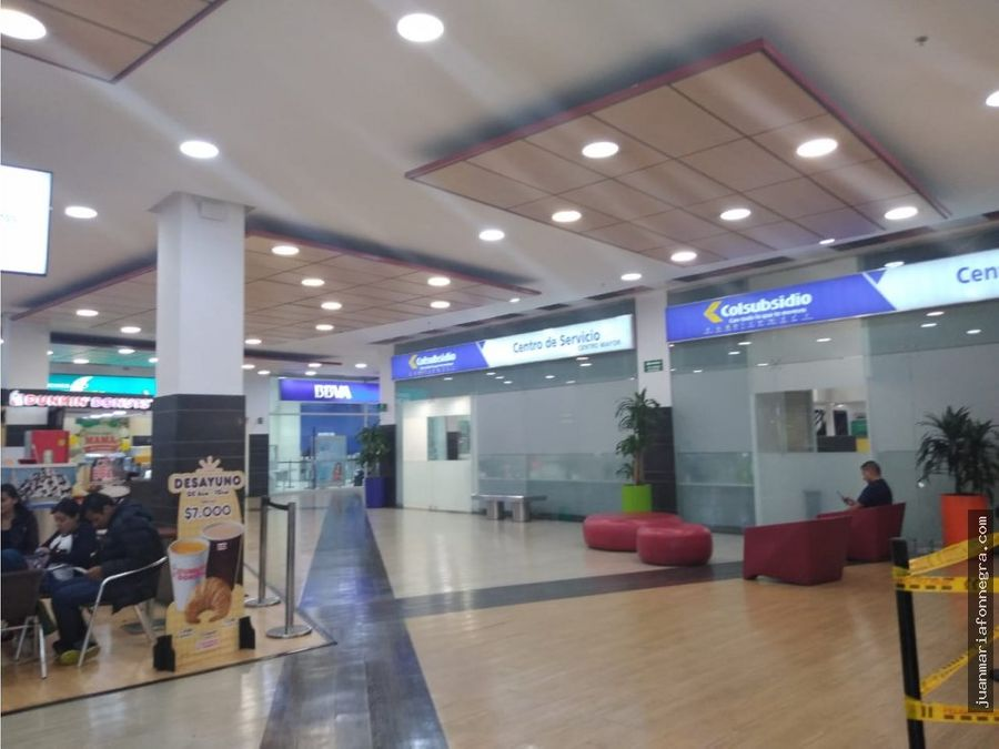 venta local cc centro mayor av nqs