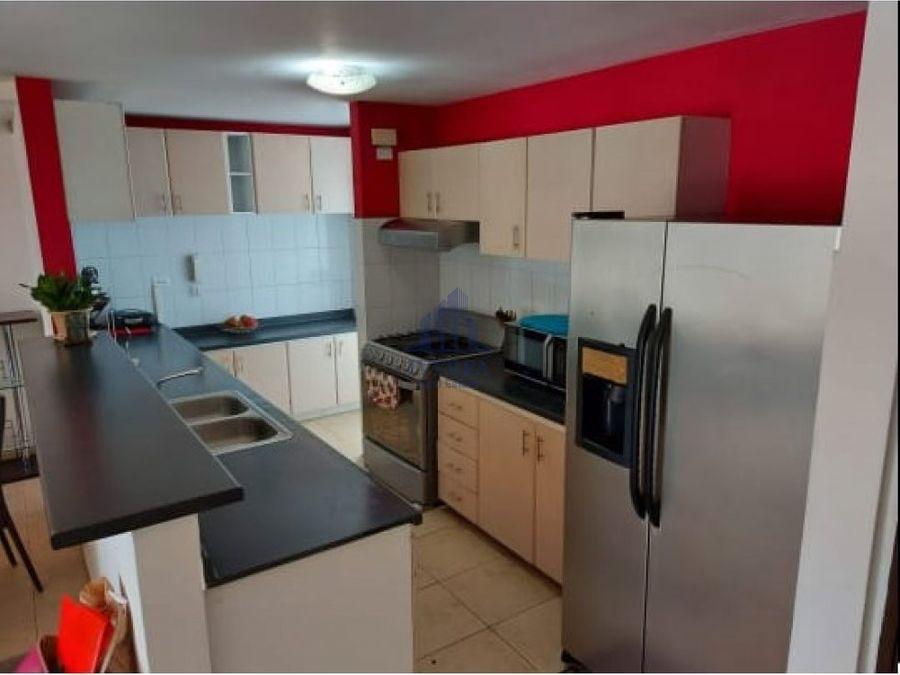 alquiler apartamento amoblado 12 de octubre