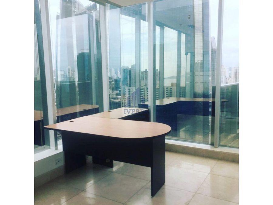 venta oficina amoblada bella vista