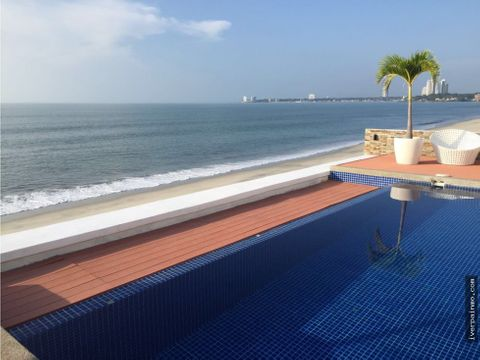 venta casa de playa en gorgona