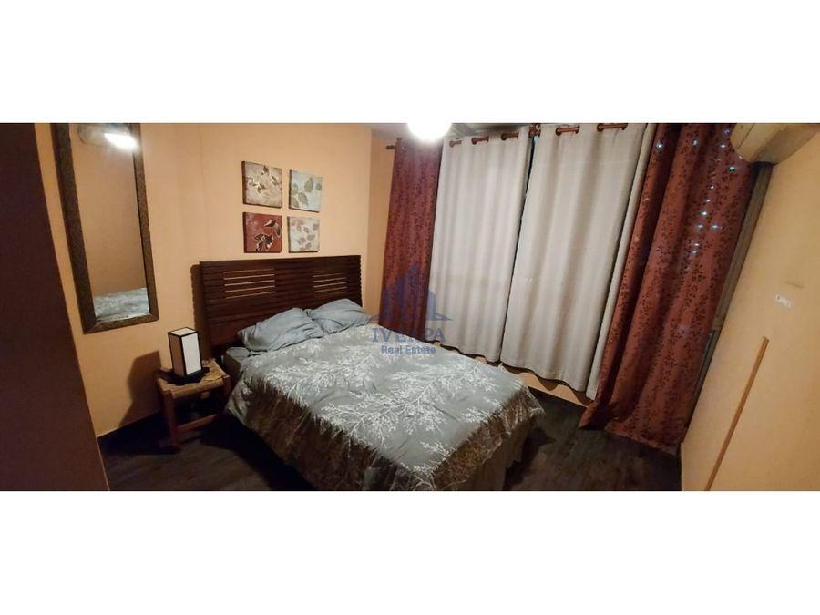 alquiler de lindo apartamento amoblado 12 de octubre