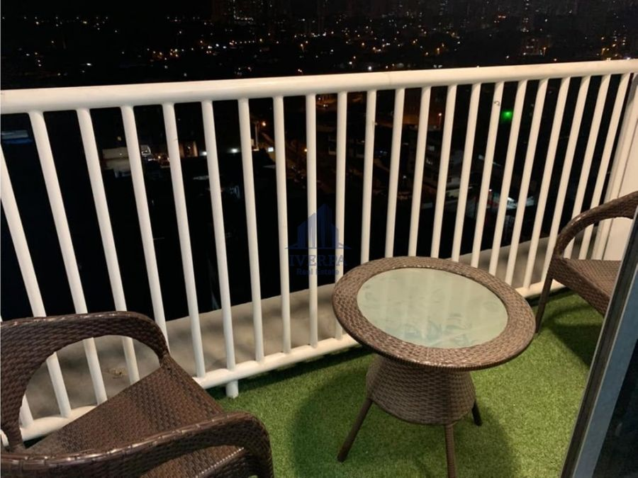 alquiler apartamento con opcion a compra amoblado parque lefevre